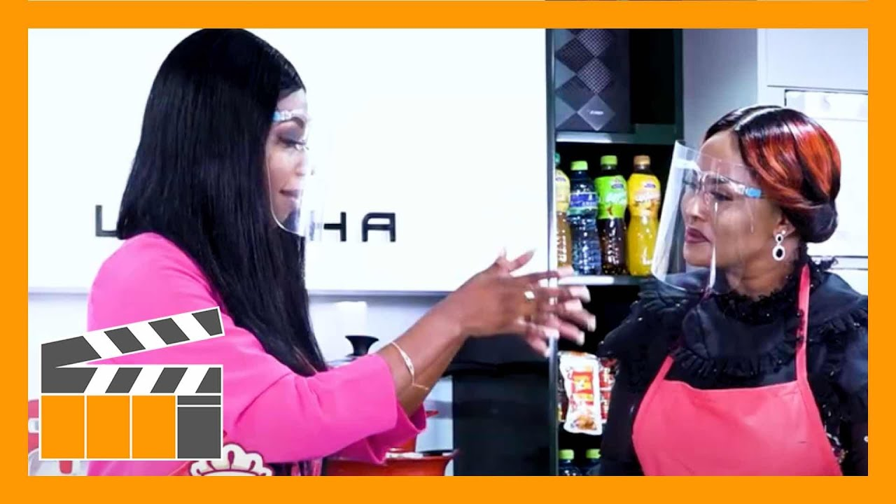 McBrown's Kitchen with Selly Galley | SE10 EP10