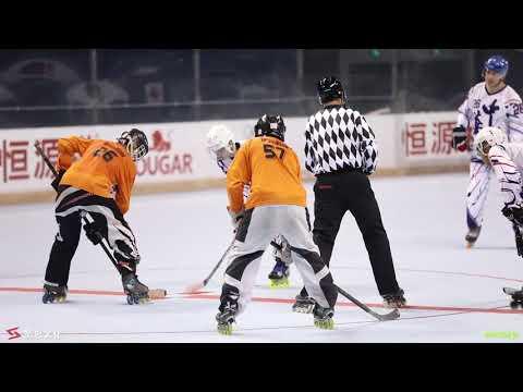 Nanjing 2017 Roller Games - Inline Hockey:India vs Chinese Taipei 单排轮滑球 印度 vs 中华台北