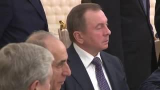Лукашенко обещал Алиеву «отработать» полученную в Баку награду