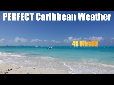 Perfect Caribbean Weather