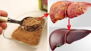 Ложка шрота расторопши очистит печень, защитит от гепатита и САХАРНОГО ДИАБЕТА