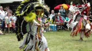 Native American Fancy Dancers