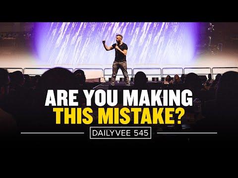The Biggest Regret of My Career | DailyVee 545