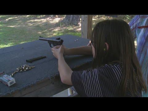 Vienna shooting range hosts students for gun education
