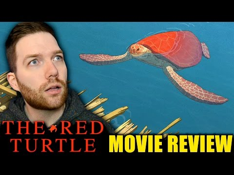 The Red Turtle - Movie Review