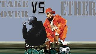 hip hop debate 1 ether vs takeover nas vs jay z