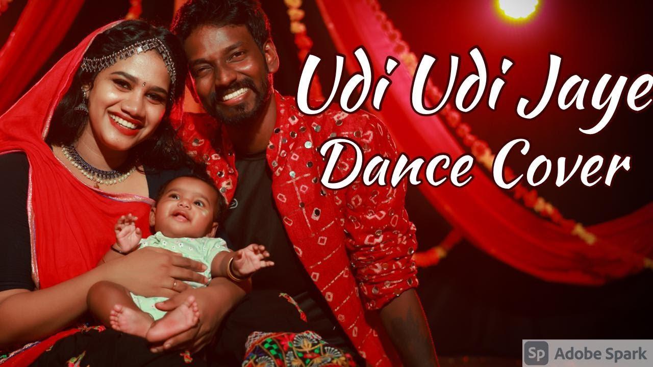 Udi Udi Jaye Dance Cover | DEEPTHI KRISHNA JODI | NAVRATI SPECIAL
