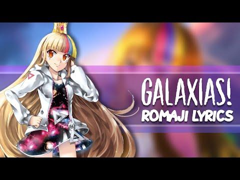 Vocaloid [Galaco] Galaxias! (+romaji lyrics)