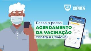Agendamento on-line para vacina na Serra (ES)