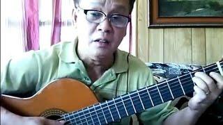 Một Cõi Đi Về (Trịnh Công Sơn) - Guitar Cover by Hoàng Bảo Tuấn