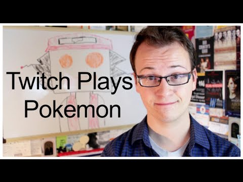 Twitch Plays Pokemon and Human Nature