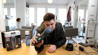 SUNDAY IS NOW PRODUCT REVIEW DAY | Andis Supra ZR Cordless Clipper Review | MATT BECK VLOG 015