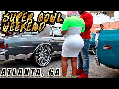 IN & OUT CUSTOMS INVADE SUPER BOWL WEEKEND - Atlanta, GA