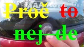 Nejčastější důvod proč nejde zadní ostřikovač na Škoda Fabia 1