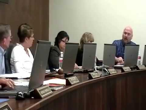 CBC Special Board Meeting May 4, 2015- Aviation Program