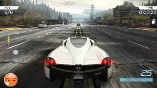 Need For Speed Most Wanted android glitch