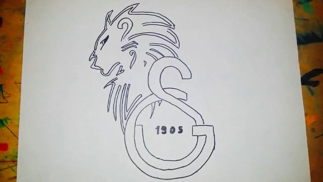 Galatasaray Cizimi Cok Kolay Rew S Drawings Thewikihow