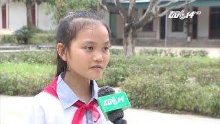 """(VTC14)_Cô bé xứ Nghệ hát hay học giỏi gây sốt trong """"Thần tượng tương lai"""""""