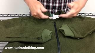 Filson 10036 Mackinaw Wool Liner