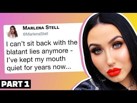 Jaclyn Hill's Deleted Tweet Gets HUGE Backlash, Marlena Stell Reveals Lies? thumbnail