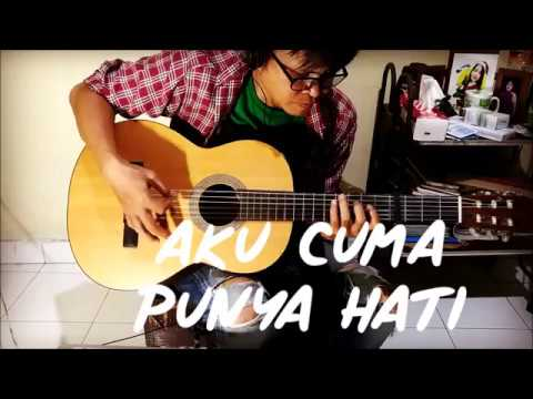 MYTHA - Aku Cuma Punya Hati - Picking Fingerstyle cover