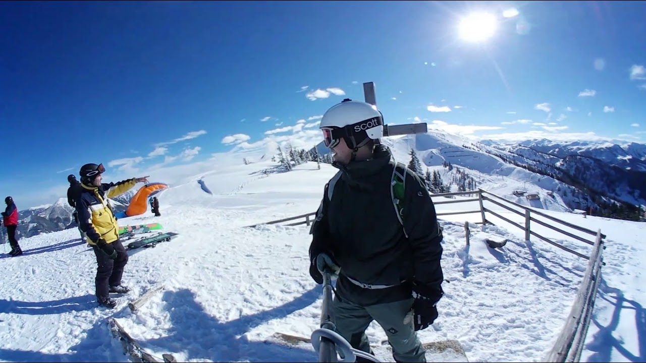 Flachau 4K 360deg video