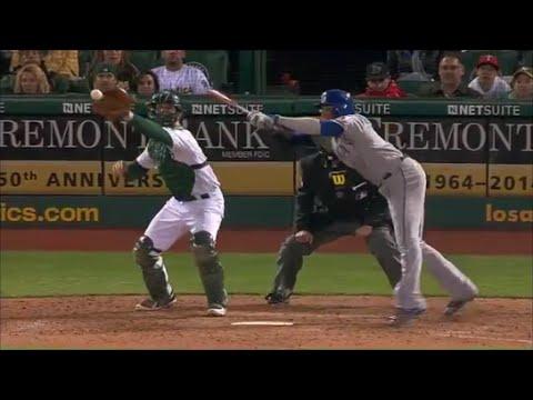 MLB Worst Swings
