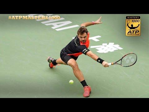 Wawrinka, Murray In Shanghai Wednesday Highlights