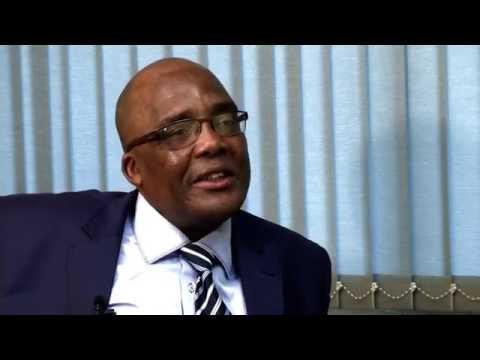 Debating a healthier Africa with Aaron Motsoaledi