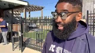 Cowboys Experience Event Talking Dallas VS Vikings