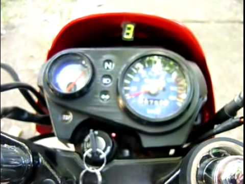 Suzuki Raider J Pro Dital Gear Indicator Avi Youtube
