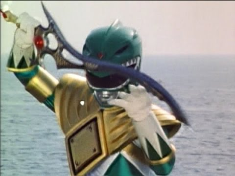 Green Ranger vs Power Rangers Round 2 | Mighty Morphin Power Rangers
