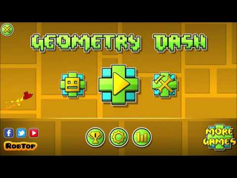 Stay Inside Me (Practise) - Geometry Dash - Original Music
