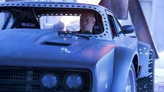 Форсаж 8 / The Fate of the Furious (2017) Трейлер HD