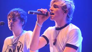 One Last Dance - R5 (Live at Club Nokia)