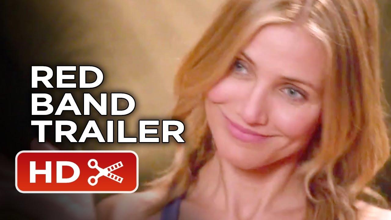 Red band trailer for sex tape uploads online