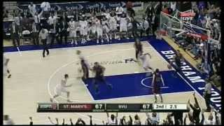 Matthew Dellavedova Game-Winner vs. BYU Thumbnail