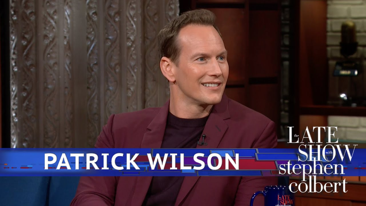 Patrick Wilson Beefed Up For 'Aquaman'