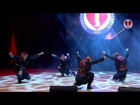 TSSD Ödül Töreni - Efelerin Zeybek Dansı