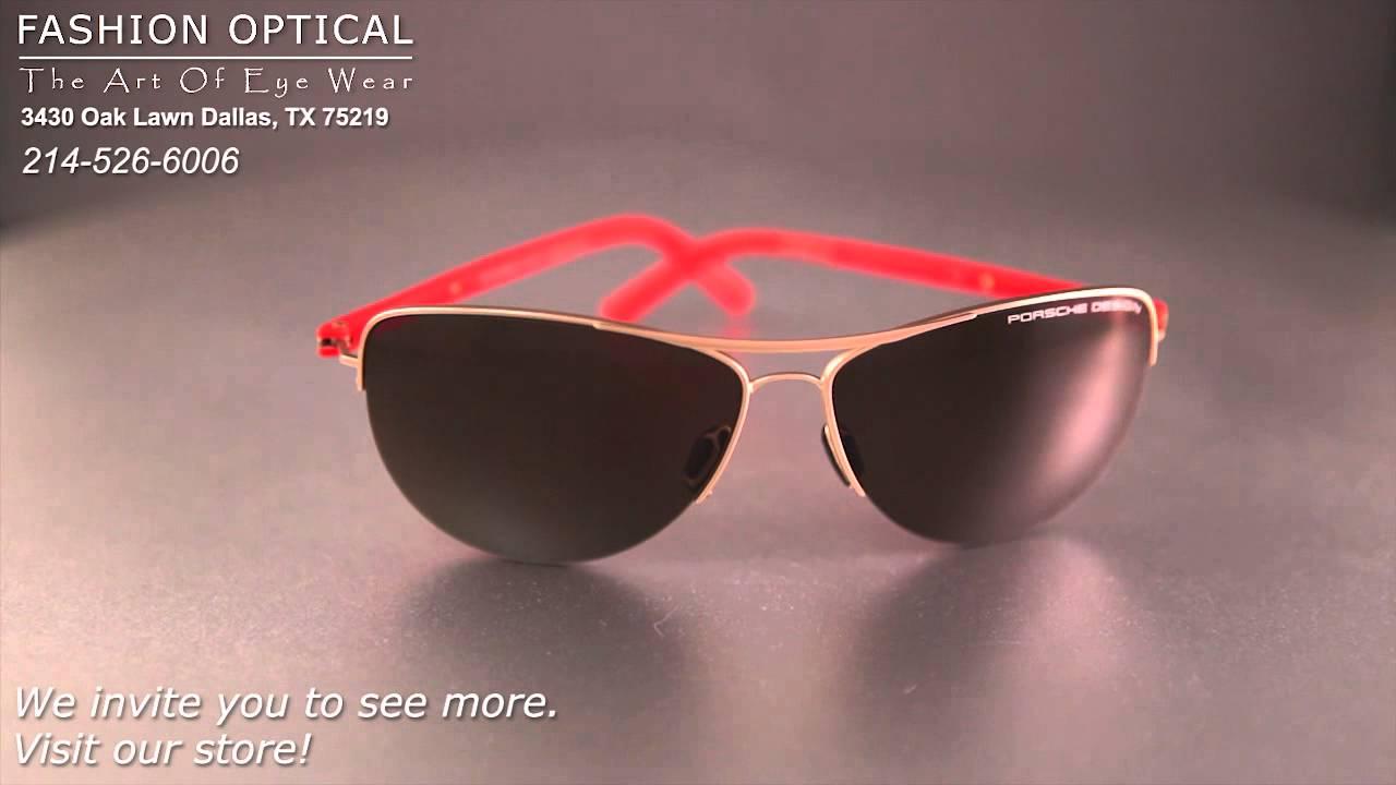 d8260eaabf Porsche Design designer sunglasses. Fashion Optical
