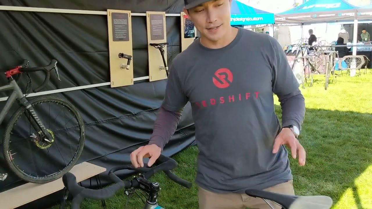 Sea Otter 2019 Redshift Booth Tour Youtube