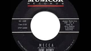 1963 HITS ARCHIVE: Mecca - Gene Pitney