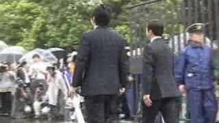 参院新人議員、初登院 前川恵 検索動画 9