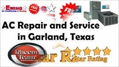 Air Conditioning Garland Texas, Air Conditioning Service Garland TX | Ewing Air Conditioning