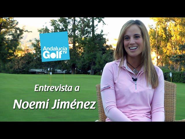 entrevista a noemi jimenez