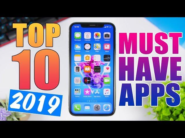 best ios apps 2019