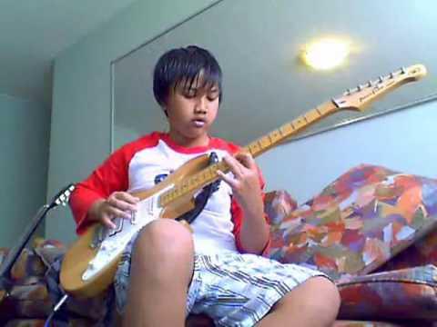 Indonesia Pusaka Indonesia Tanah Air Beta Guitar Solo - Raffi Marmen Learns to Rock