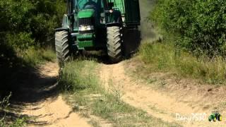 Żniwa 2012- Pszenica John Deere