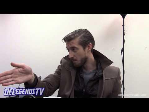 "Arthur Darvill - Legends of Tomorrow ""Rip Hunter"" Interview"