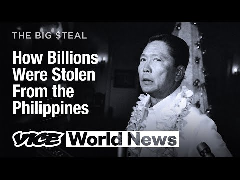 What Happened to the Billions That Former President Marcos Stole From the Philippines| The Big Steal